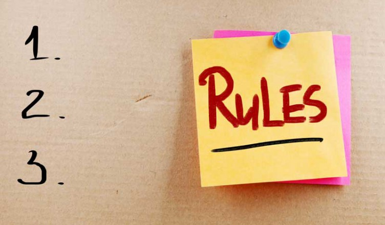 rules for successful business